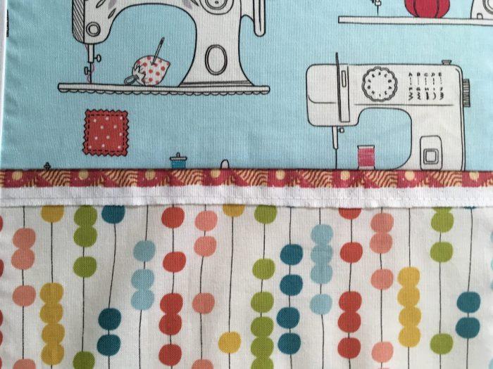 I Spy a Sewing Machine