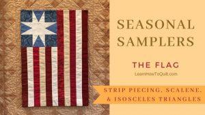 Seasonal Sampler FLAG